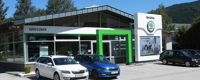 Volkswagen, Volkswagen Nutzfahrzeuge,Audi und Skoda Händler im Lungau in Österreich